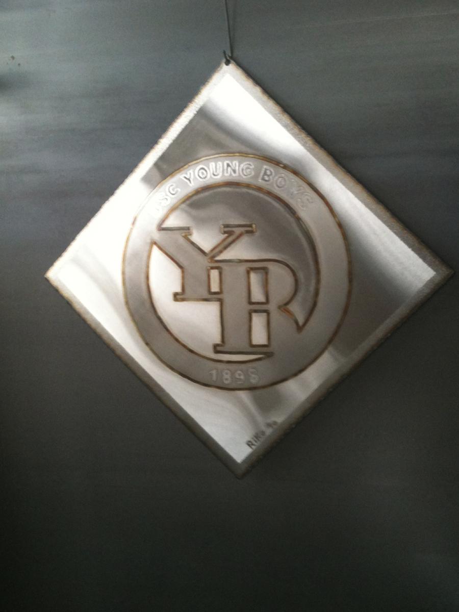 Auftrag Logo YB
