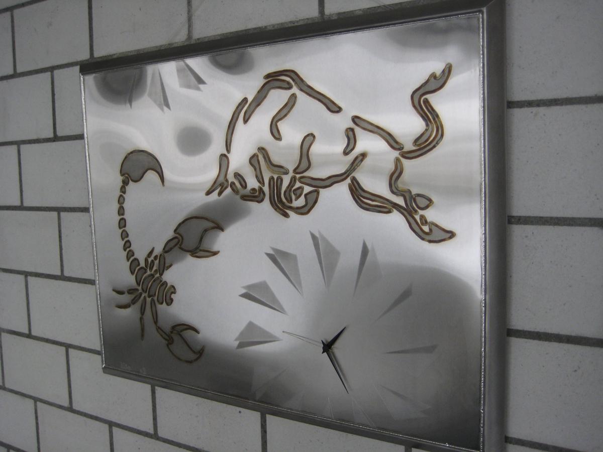 Skorpion Stier