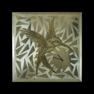 Kolibri Funkuhr 4 60/60