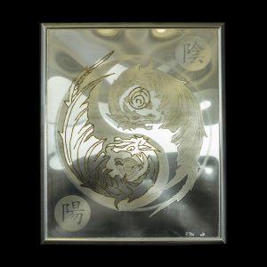 Drachen Yin-Yang 79/96
