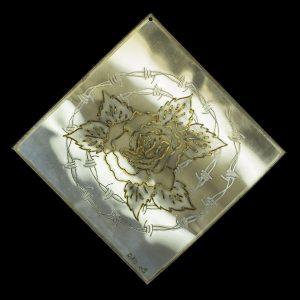 Rose Stacheldraht 4 47/47