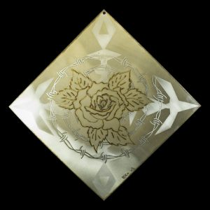 Rose Stacheldraht 4 50/50