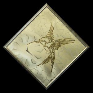 Kolibri Funkuhr 2 60/60