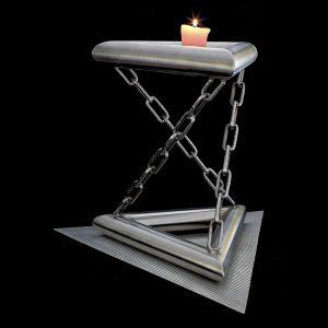 RiKo Metalart Kerzenständer